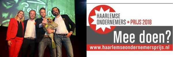 Wie is de beste Haarlemse ondernemer van 2018?