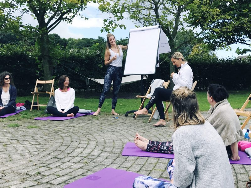 Workshop No Stress, Relax van Key for Vitality