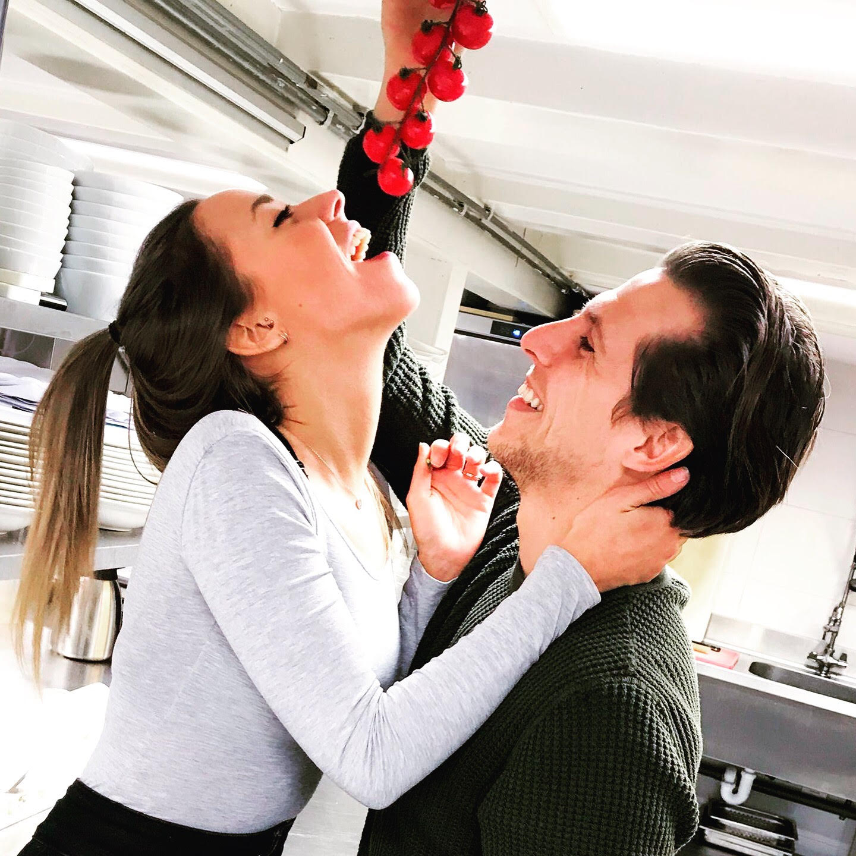 Valentijnsdiner in pop-up restaurant